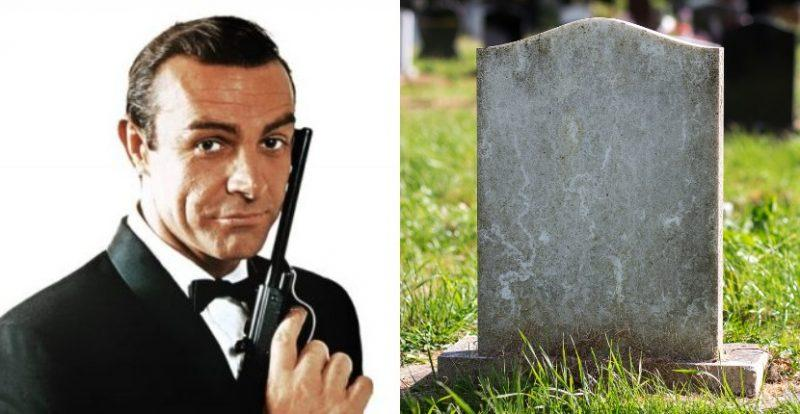 'Real-life James Bond' from Swansea given 007 gravestone
