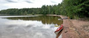 Lake Kuolimo Jarvi.