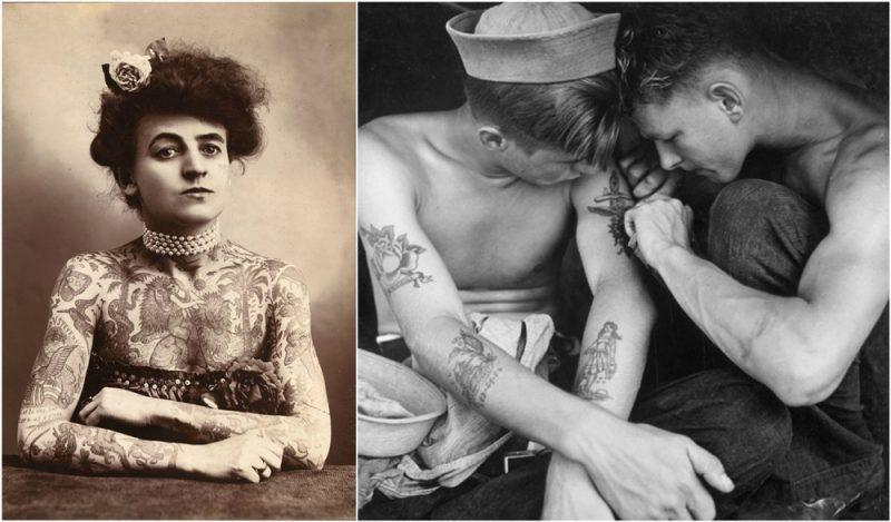 Maud Wagner: The United States' First Known Female Tattoo Artist