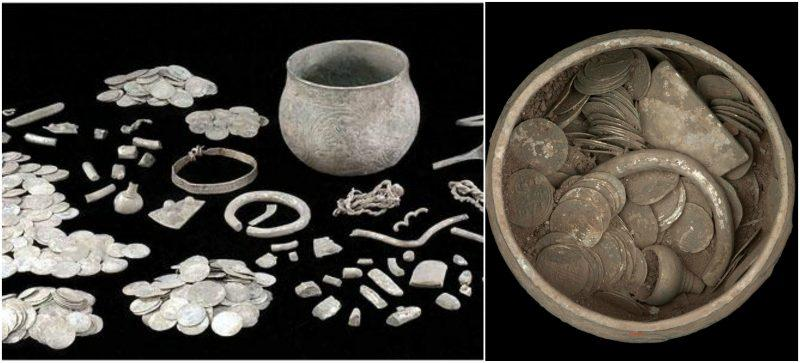 Harrogate Hoard is Britain's largest and most important Viking hoard discovered since 1840.