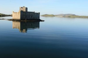Kisimul Castle, Barra – the home base of the MacNeils