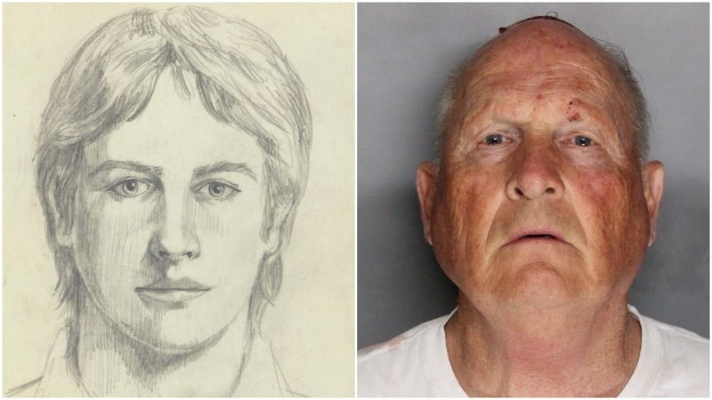 Authorities used DNA, genealogy website, to track down 'Golden State Killer' suspect decades after crimes