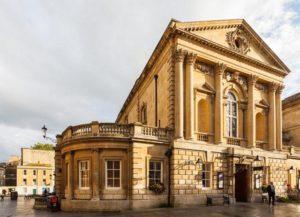 Grand Pump, Roman Baths, Bath, England