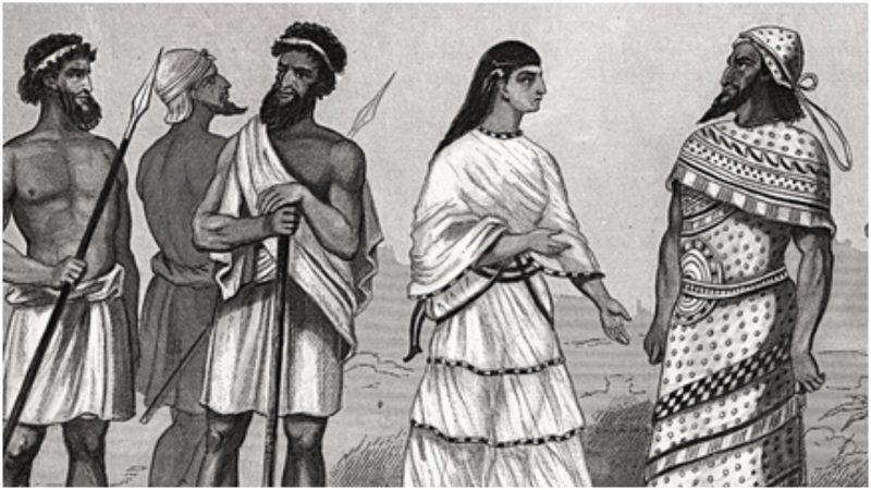 Theory: Ancient Phoenicians were the first to discover the Americas
