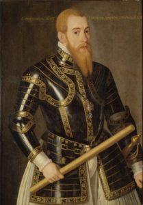 Eric XIV of Sweden.
