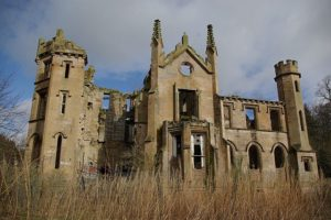 Cambusnethan Priory.