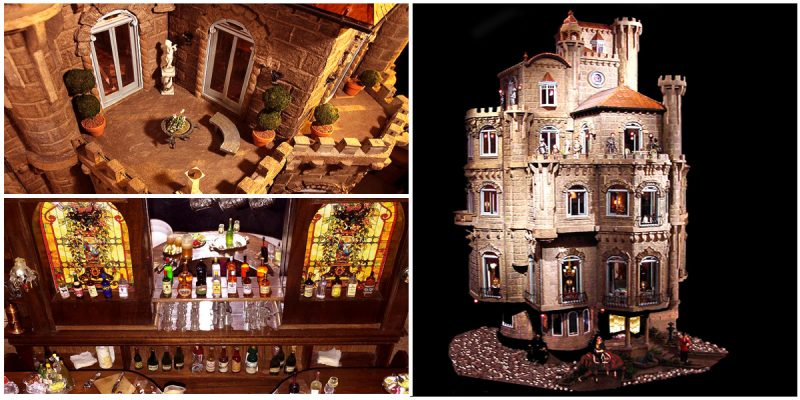 The World's Most Expensive Dollhouse Costs a Lot More Than a Real House
