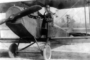 Bessie Coleman, c.1922