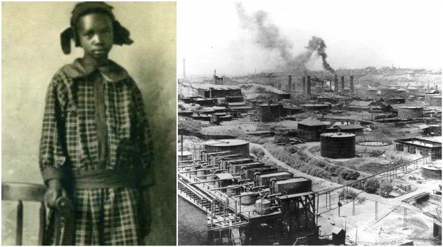 Meet Sarah Rector, the 12-year-old who became America's youngest black millionaire in 1913