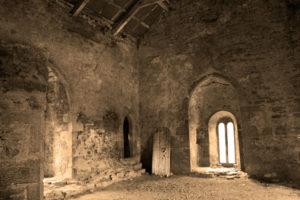 he Bloody Chapel at Leap Castle