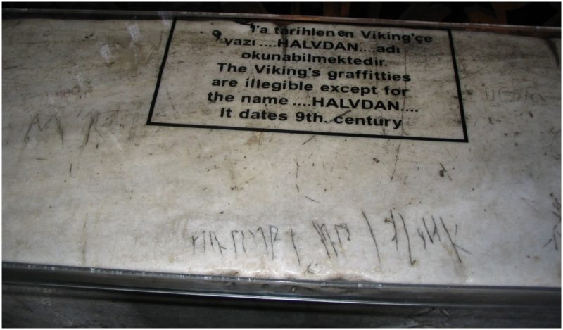 Ancient - Vikings Casually Left Graffiti All Over Europe