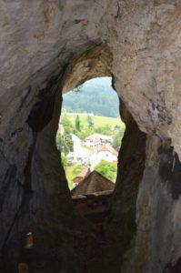 Predjama – cave over the castle
