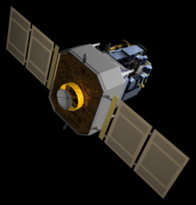 NASA Solar and Heliospheric Observatory (SOHO) spacecraft