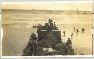 Utah Beach on D-Day, June 6, 1944.
