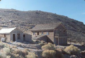 Cerro Gordo, 1975.
