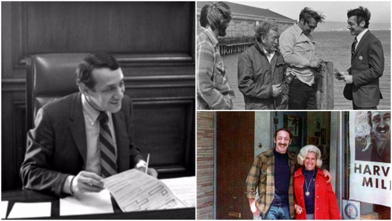 40 Years After Assassination Of First Openly Gay Elected Official In California