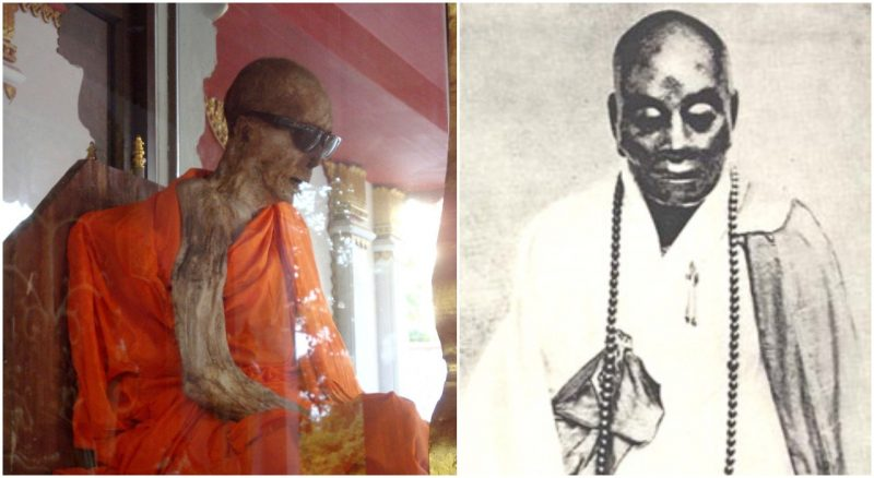 The Monks Who Spent Years Turning Themselves into Mummies—While Alive