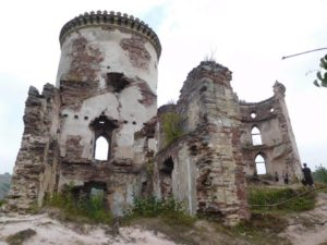 Chervonohorod Castle