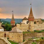 Top 5 Ukrainian Castles