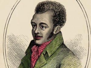 Considerably brave: an 1812 portrait of Bill Richmond