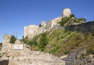 Castello di Roccascalegna.