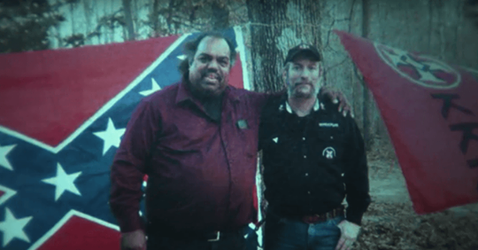 How This Black Man Convinced 200 Racists To Leave The KKK