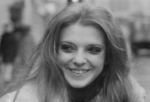 Mary Austin pictured in London in January 1970. Mary Austin would go on to become the girlfriend of Freddie Mercury, lead singer with rock group Queen.