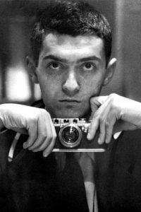Kubrick, age 21, 1949