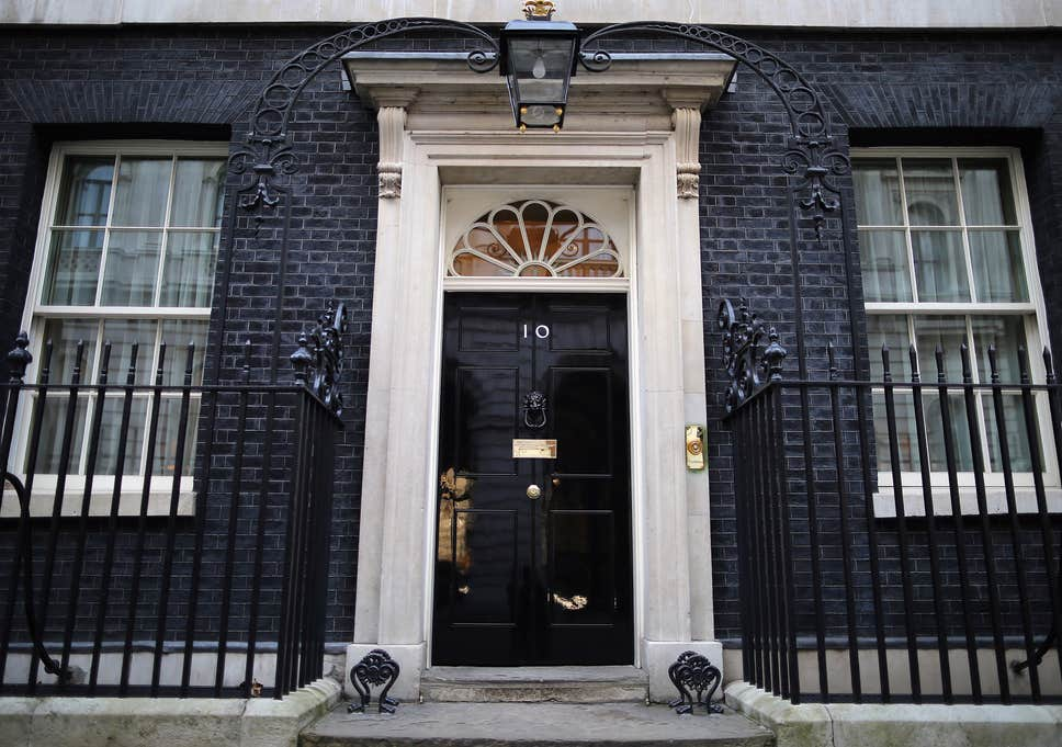 10 Downing Street - The World's Most Famous Front Door