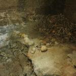 Fascinating history buried deep below St Bride's Church, London.