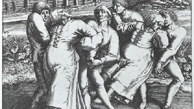 The Strasbourg Dancing Plague Of 1518: When People Danced To Their Death