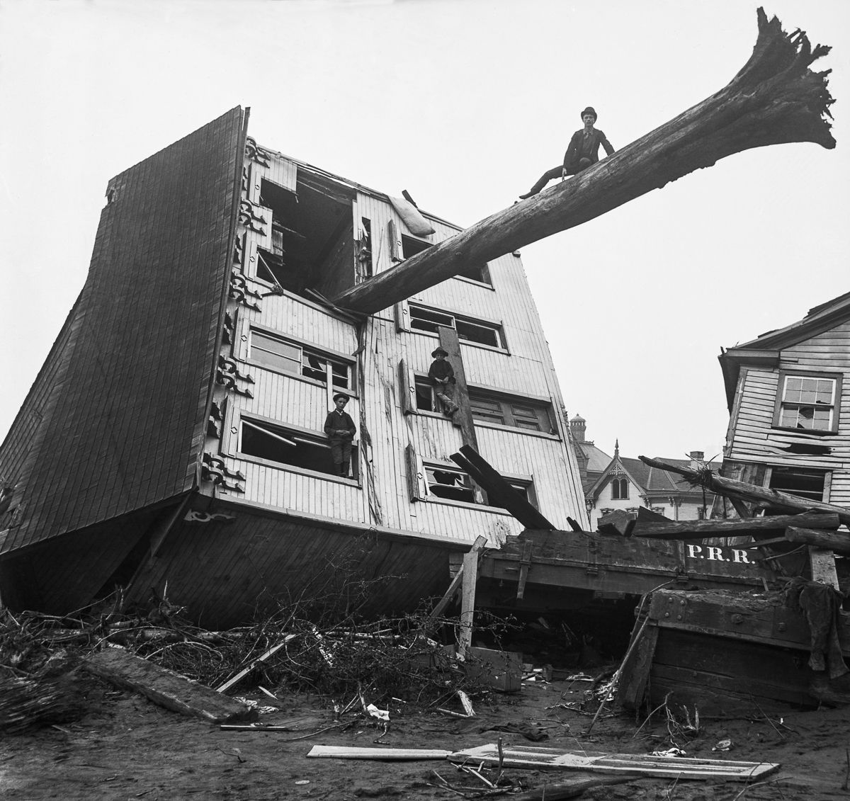 The Devastating 1889 Johnstown Flood Killed Over 2,000 People in Minutes