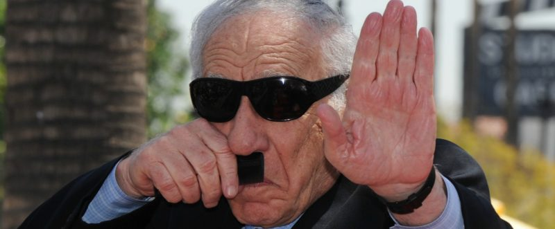 Many Don't Know Mel Brooks was a WWII Warrior