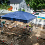 Eighteenth-Century Fort Excavated in Maine