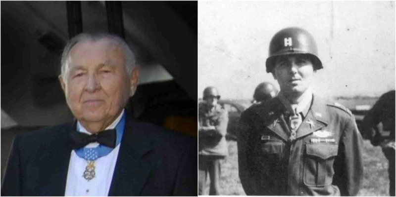 The WWII soldier who took on 200 Germans and won