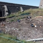 Anglo-Saxon Building Unearthed at English Castle