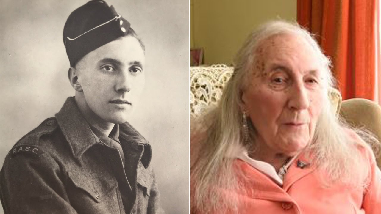 World War II Veteran Comes Out As Transgender Woman At Age 90