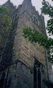 Tower of St Michan's Church, Dublin