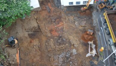 Viking longhouse discovered downtown Reykjavík to be on display in a new settlement exhibition
