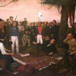 The Battle of San Jacinto – where Santa Anna Lost Texas By Falling Asleep