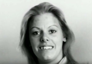 A young Aileen Wuornos.