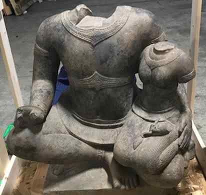 Looted Cambodian Statue Recovered in California
