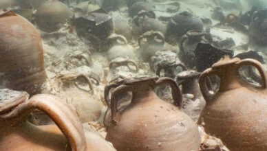 Found: An 'Undisturbed' Roman Ship Near Cyprus