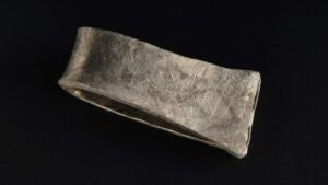 """Runic inscriptions on a silver arm-ring from the """"Galloway Hoard"""" have been deciphered."""