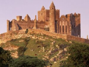 Rock of Cashel,County Tipperary, Ireland