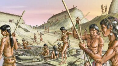 Ancient Native American King's House Rediscovered in Florida