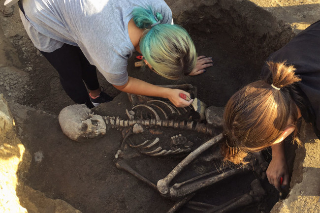 Native American Remains Recovered in Florida