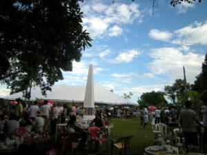 Confederate Festival in Santa Bárbara do Oeste , São Paulo , Brazil .