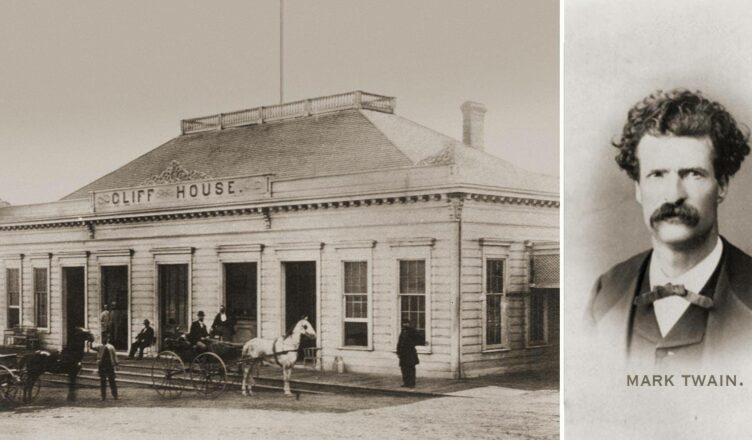 San Francisco 1864 - Mark Twain's Amusing Ride to the Cliff House