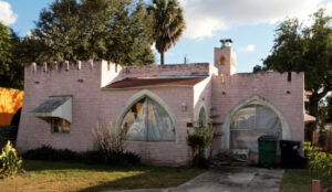 Several of the Moorish buildings survived after the Great Miami Hurricane of 1926